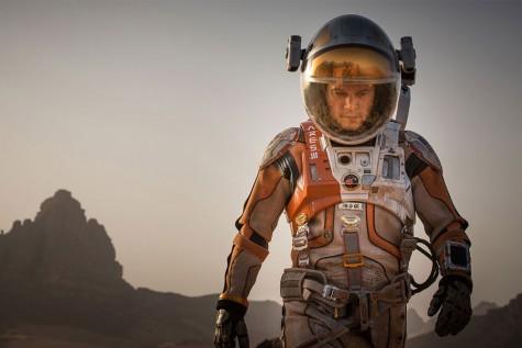 """""""The Martian"""" One-Minute Review"""