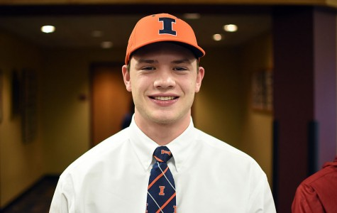football – GRIFFIN PALMER – Illinois