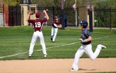 Freshmen Baseball Versus Marquette (slideshow)