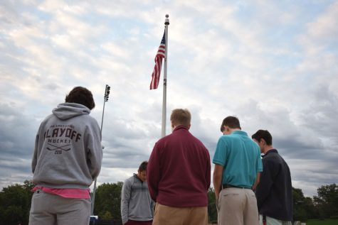 Students gather for world prayer event