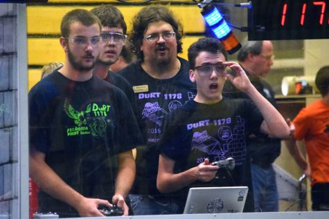 DuRT robotics takes second place in local competition