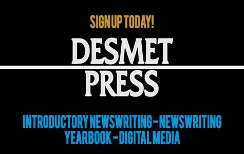 Find out why you should join De Smet Press