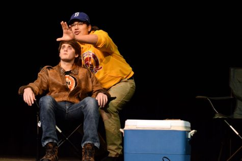 One act advances to compete in state
