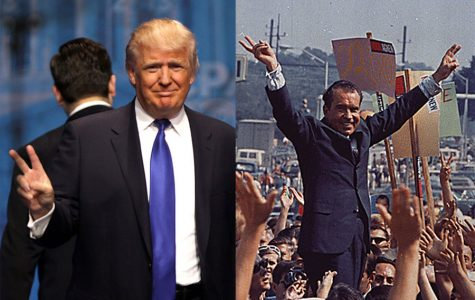 Nixon behind the mask