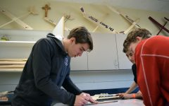 Engineering club preps for Boeing Engineering Challenge