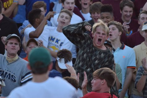 Relive the student section from this fall