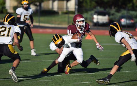 Freshman football takes down Vianney