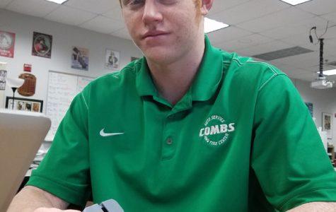 JACK COMBS sophomore