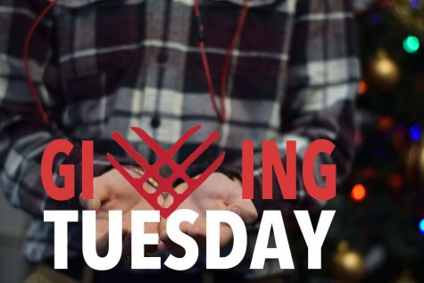 School takes part in Giving Tuesday