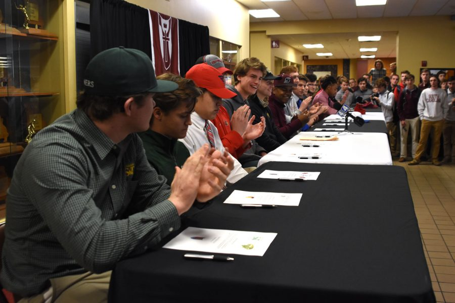 Signing Day 2016-17