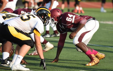 Slideshow of Freshman Football versus Vianney