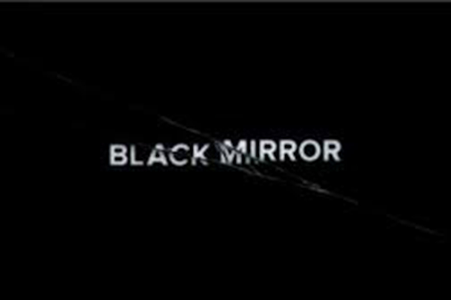 The Black Mirror has a lot of people talking.