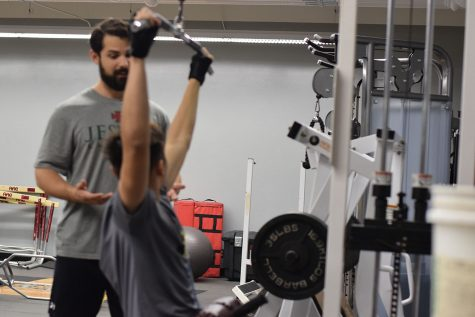 Farrell's Thanksgiving and Christmas workout