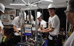 Robotics team advances to nationals