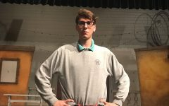 Senior takes reinventing himself to a whole new level