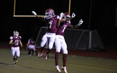 Slideshow of varsity football versus Vianney