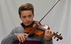 Spartan Violinist