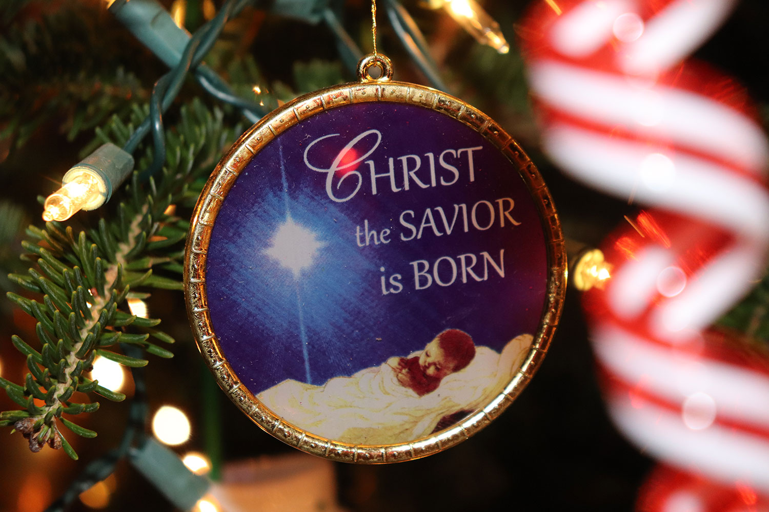 The meaning of Christmas should return to faith based focus.