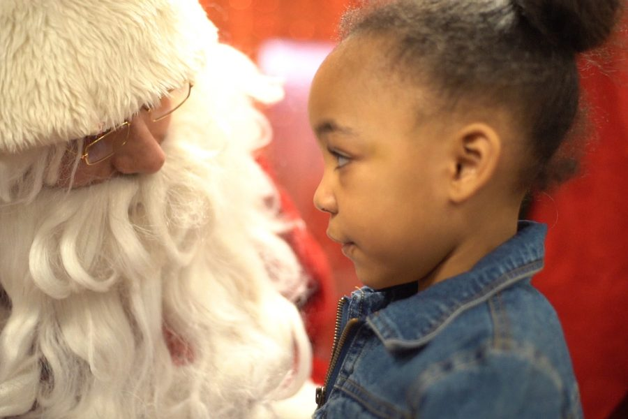 Video: Christmas on Campus