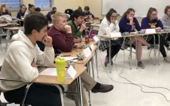 De Smet Scholar Bowl Prepares for Home Invitational Meet