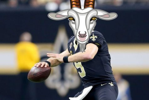 Drew Brees is the G.O.A.T.