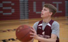 Video: Senior puts injury behind him