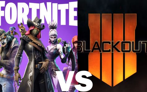 Fortnite vs Black Ops 4