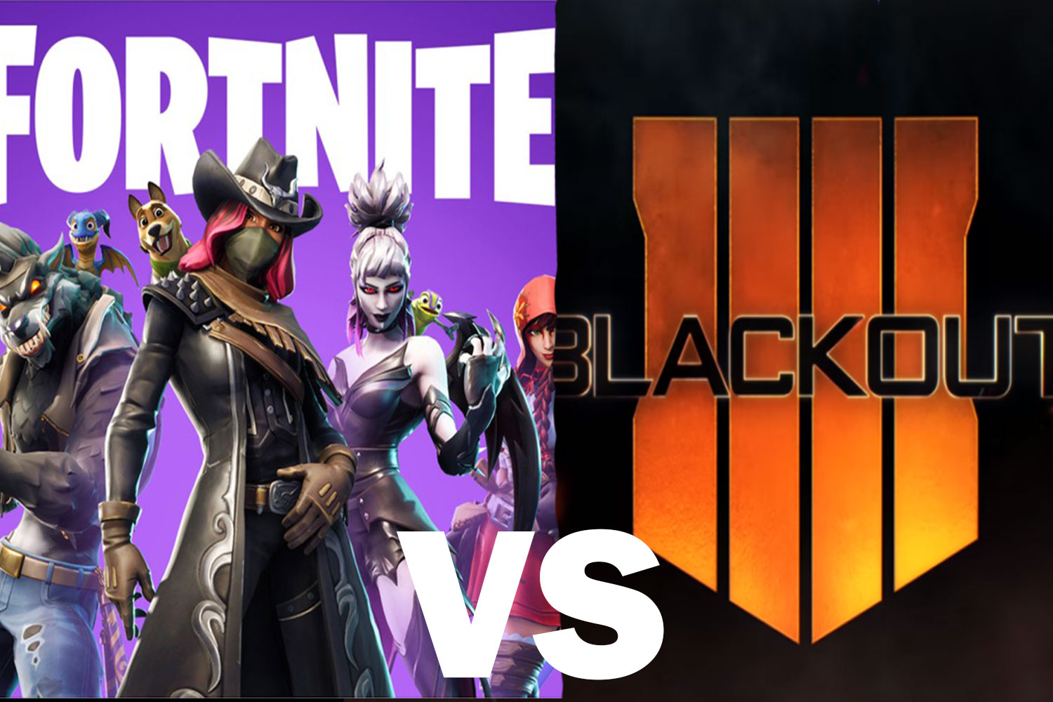 The two biggest video games are now head to head in the battle royale game modes, but who takes the number one spot?