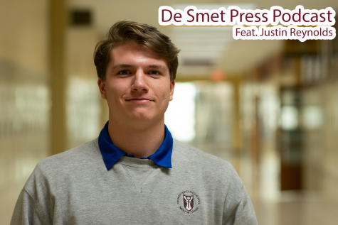 Podcast:  Chatting with Student Body President, Justin Reynolds