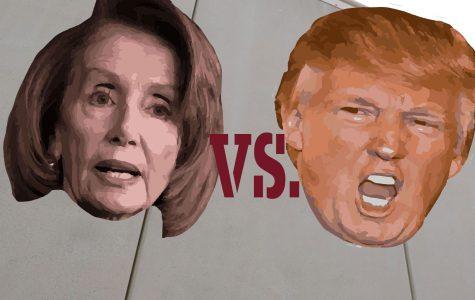 Border wall debate