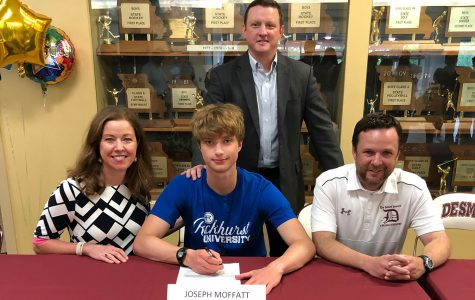 cross country – JOSEPH MOFFATT – Rockhurst University