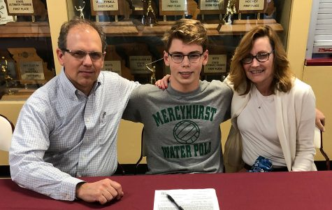 water polo – TEAGAN THOMAS – Mercyhurst University