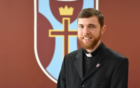 William Manaker, S.J. – English and Campus Ministry