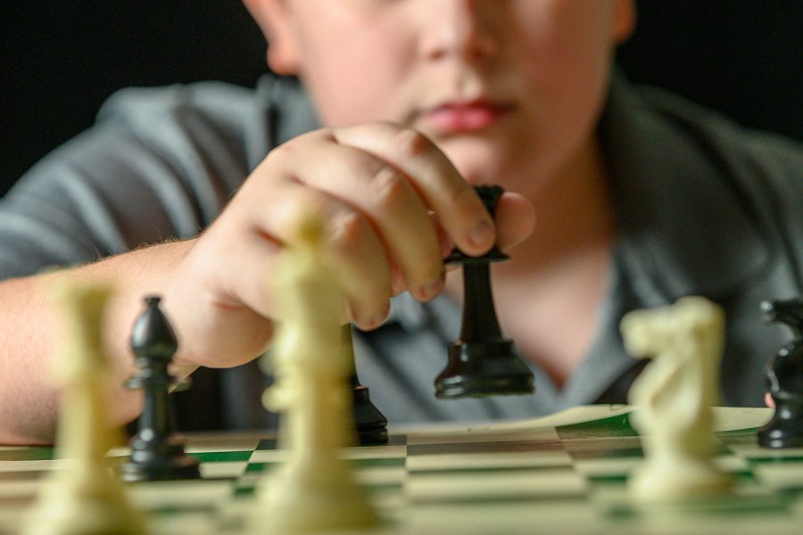 Chess club welcomes all levels of players
