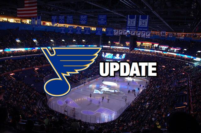 Saint Louis Blues Update