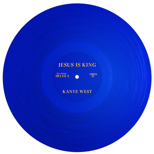 Kanye West's album, Jesus Is King, released to listeners on Oct. 25, 2019.
