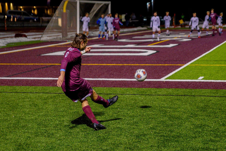 Slideshow: Soccer vs. Pattonville Sectionals