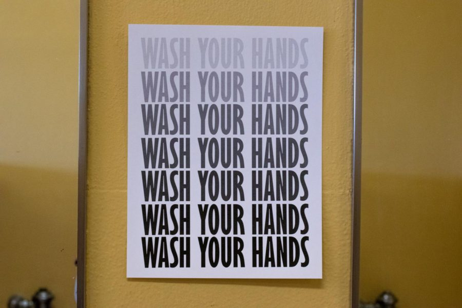 Administration+encourages+students+to+keep+up+good+hygiene+as+Coronavirus+concerns+grow.