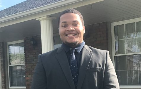 Armon Wallace was named one of the 12 Men of the Year.