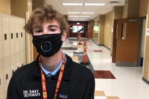 Due to COVID-19 masks and lanyards are mandatory for all students and faculty.