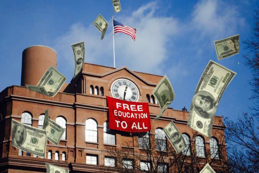 Eliminating college debt