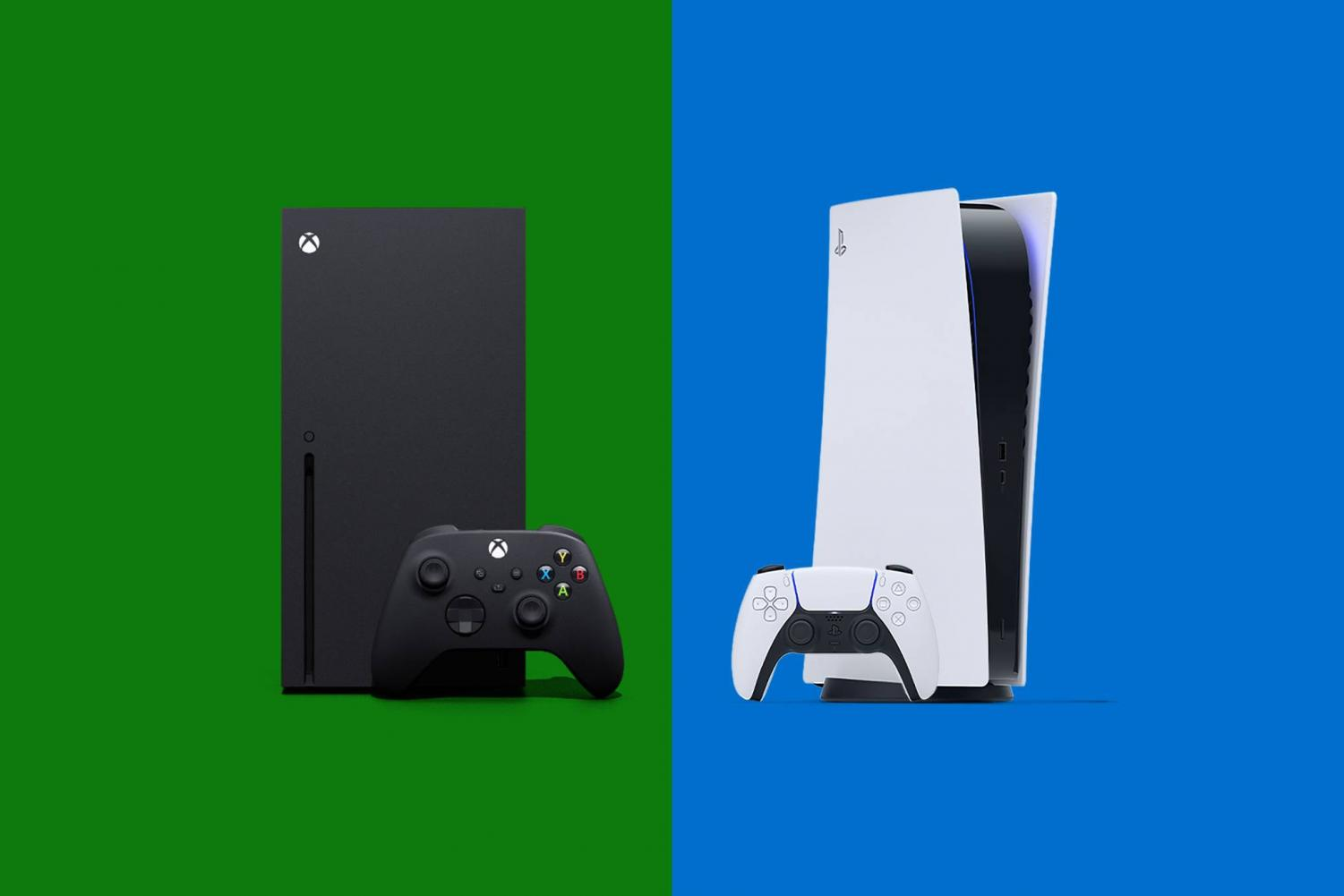 This year, Sony and Microsoft have both released new gaming consoles.